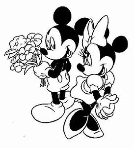 Mickey Clipart Black And White | Clipart Panda - Free ...