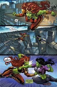 All-New Savage She-Hulk #2 Preview - Comic Book Preview ...