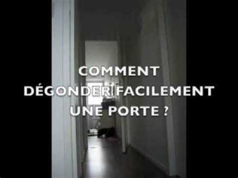comment d 233 monter une porte facilement