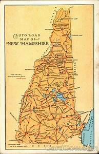 Auto, Road, Map, Of, New, Hampshire, Maps