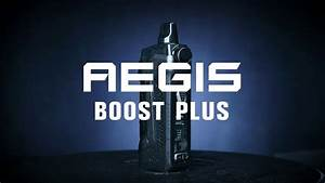 Geekvape Aegis Boost Plus Review  A First Look