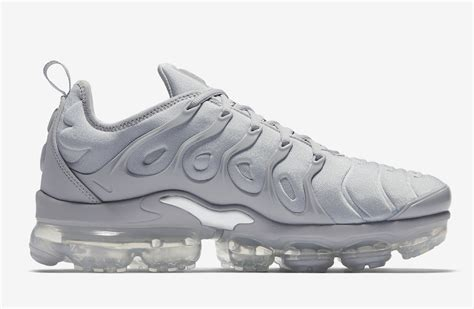 the vapormax plus cool grey releases this week house