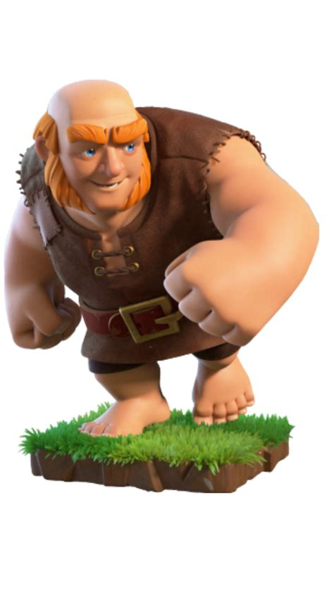 clash of clans 21 gigante clash of clans png by eli21perez on deviantart