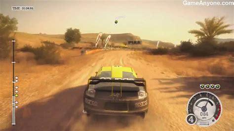 colin mcrae dirt  demo gameplay youtube