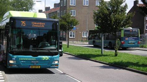 groot deel connexxion bussen binnen drie jaar elektrisch