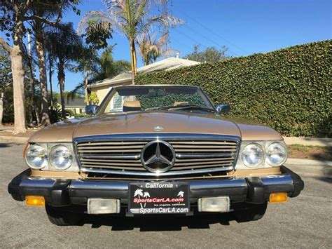 She has her own cover and is garage kept. 1985 Mercedes-Benz 380SL for Sale | ClassicCars.com | CC-942160