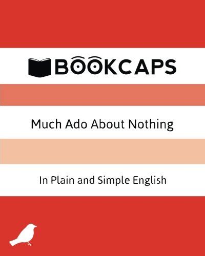 ebook much ado about nothing in plain and simple a modern translation and the original