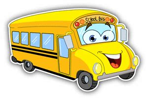 bus funny cartoon school bus car bumper sticker decal    ebay