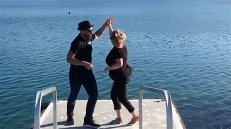 There will also be a $3000 on the spot fine for breaching the two person exercise rule in any way and a $3000 on the spot fine for breaching rules. Coronavirus: NSW south coast rock n' roll crew dance In isolation