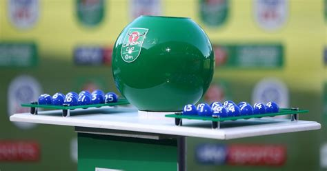 Carabao Cup draw LIVE: First-round ball numbers, fixtures ...