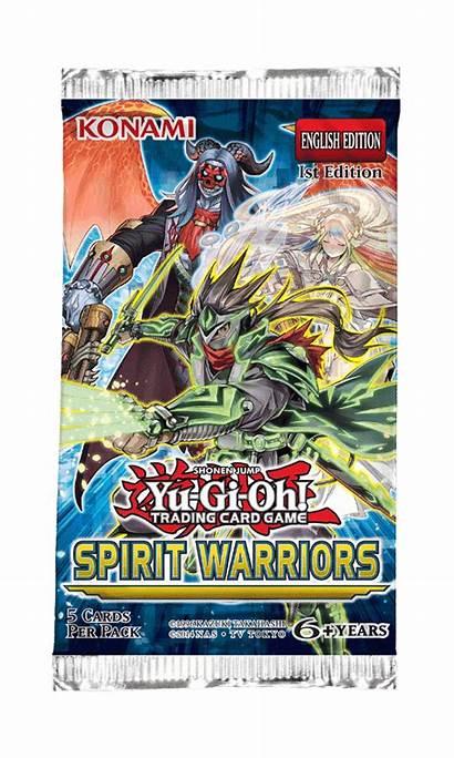 Gi Yu Oh Spirit Warriors Card Tcg