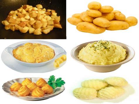 pomme de terre cuisine pommes de terre plantation cuisine conservation