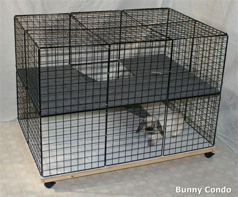 Indoor Rabbit Hutch - rabbit cage indoor bunny condo large home hutch pet pen