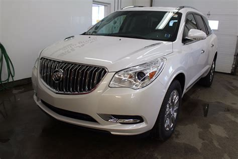 New 2017 Buick Enclave 3.6l 6 Cyl Automatic Awd In