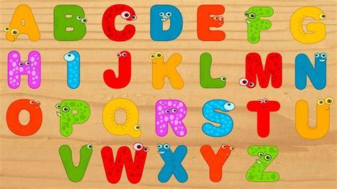 Learn English Alphabet Phonic Song ABC Nursery Rhymes