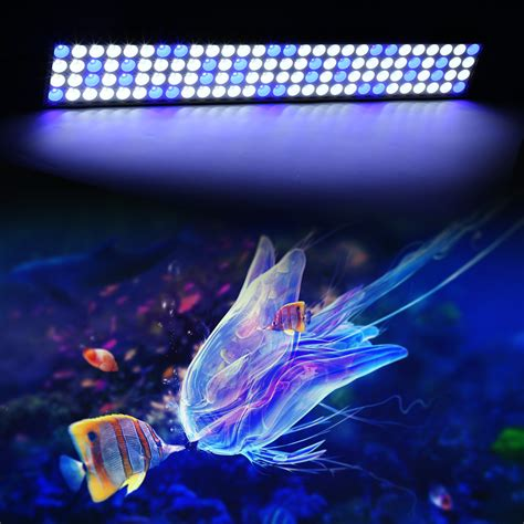 60w 112 smd led le 201 clairage aquarium lumi 232 re blanc