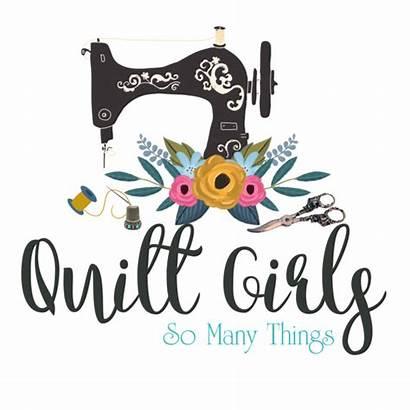 Sewing Quilting Quilt Clipart Fabric Transparent Quiltgirls