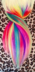 2014 Hot Ombre& Highlights Trend 30 Rainbow Colored