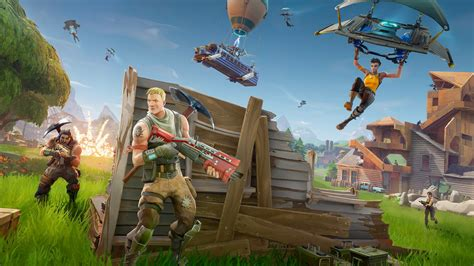 Fortnite  Review  Build A Better Battle  Ign India
