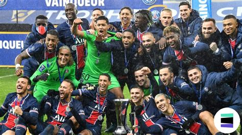 Pochettino Wins First Trophy In Paris St-Germain | EveryEvery