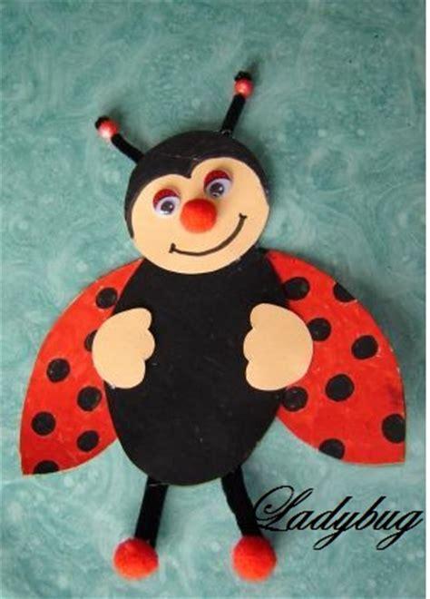 ladybug crafts idea  kids preschool  kindergarten