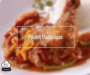 Poulet Basquaise Recette cookeo