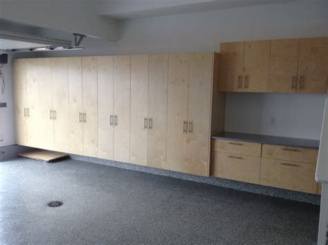 how to build plywood garage cabinets garage cabinet installs modern garage and shed