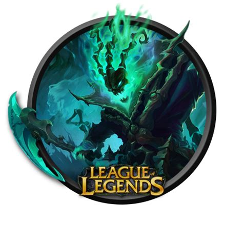 Thresh Icon League Of Legends Iconset Fazie69