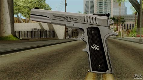 original hd colt   gta san andreas
