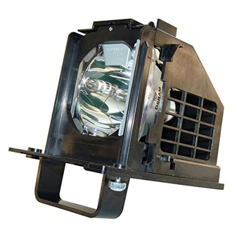 Mitsubishi Wd 65638 by Mitsubishi Wd 65638 Dlp Tv Assembly With Compatible Bulb