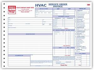 generous hvac invoice template images resume ideas With printable work order invoice