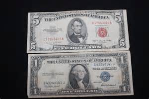5 Dollar Bill Silver Certificate Value