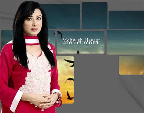 Cewe Seksi Model Mehwish Hayat Wallpapers Hot Pakistani