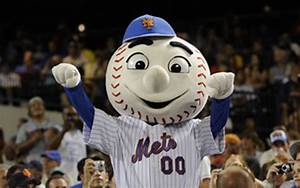 Mr Met Mets Merized Online