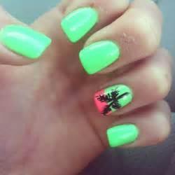 neon design b right neon green nails nail designs picture