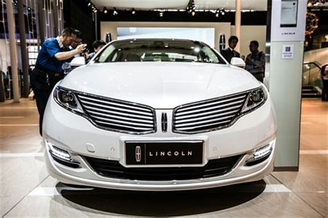 2020 Lincoln Mkx At Beijing Motor Show by Lincoln Returns To Market Global Times