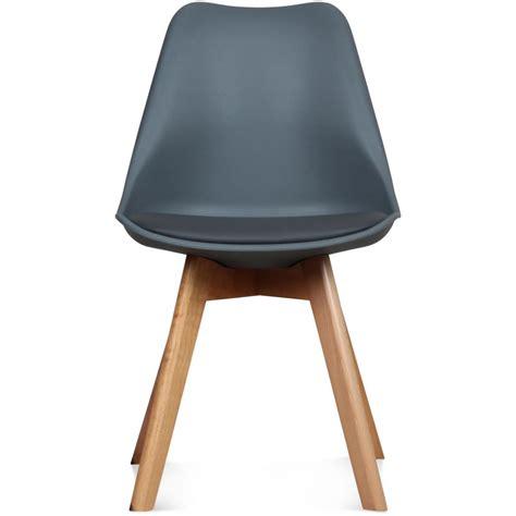 chaise design suisse chaise design style scandinave anthracite esben 3 suisses