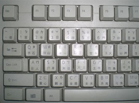 What Does A Chinese Keyboard Look Like?