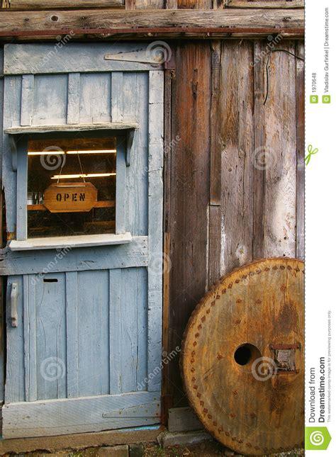 rustic barn doors rustic wooden barn door stock photo image of window