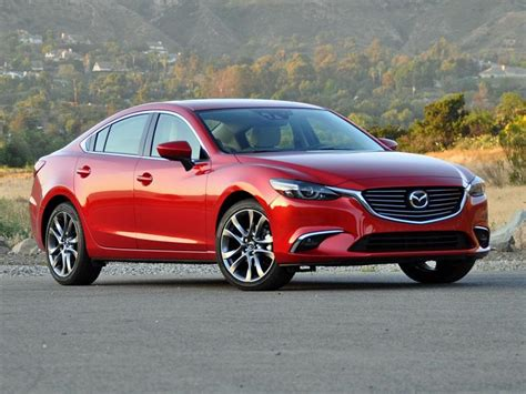 Most Inexpensive Cars To Own by Mazda 6