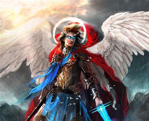 warrior, Angel, Fantasy Art, Artwork Wallpapers HD ...