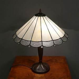 Lampe Art Deco : lampe style tiffany art d co lustres lampadaires ~ Teatrodelosmanantiales.com Idées de Décoration