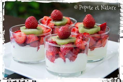 popote et nature vous avez des fraises et du mascarpone vous avez un dessert et ce n est pas