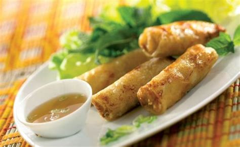 cuisine chinoise nems nems vietnamien au crabe et aux crevettes hervecuisine com