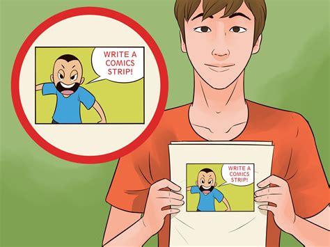 How To Write A Comic Strip