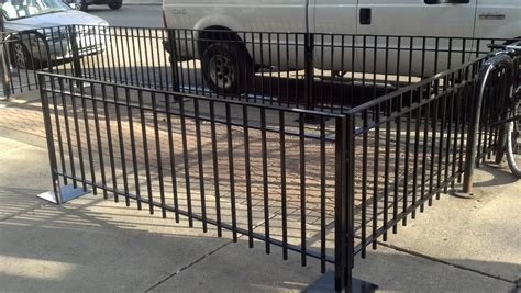 parkway fencing trejo iron works