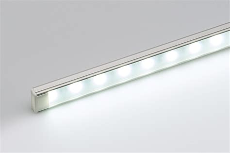 anodized aluminum surface mount led profile housing for