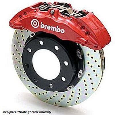 brembo gran turismo big brake system rally lights