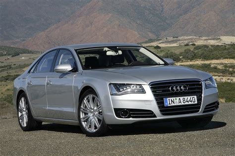 2012 Audi A8 Horsepower by Audi A8 Four Cylinder Engines In 2012