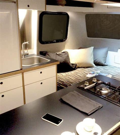 15 Kleine Wohnwagen, Mit Welchen Sie Die Natur Hautnah